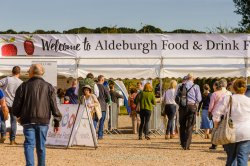 Aldeburgh Food and Drink Festival  logo